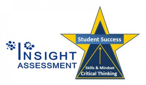 Student success depends on critical thinking skills and mindset