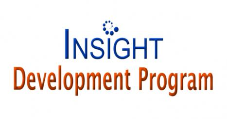 Logo for INSIGHT Developmebt Program, an online critical thinking training program