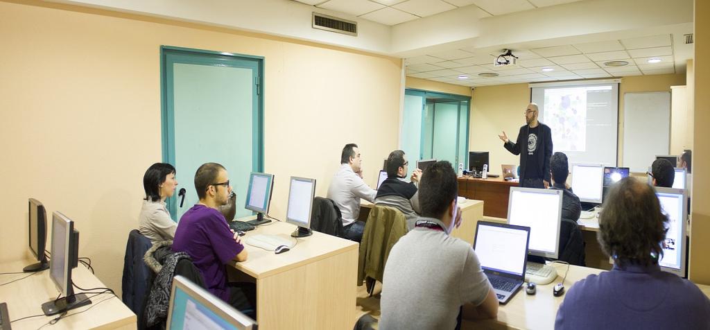 employee training class