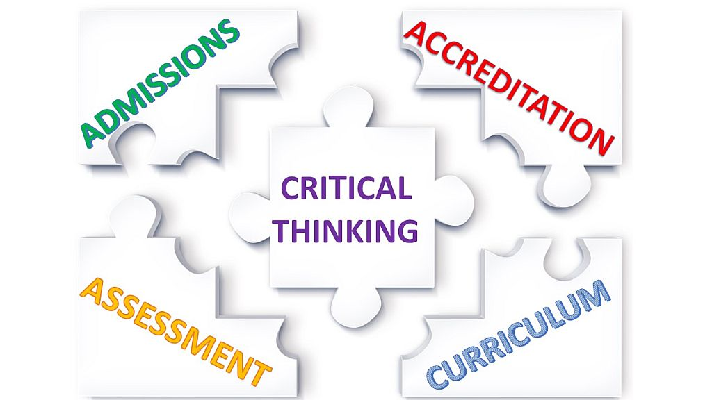 Use critical thinking assessment data for admissions, curriculum, accreditation and more