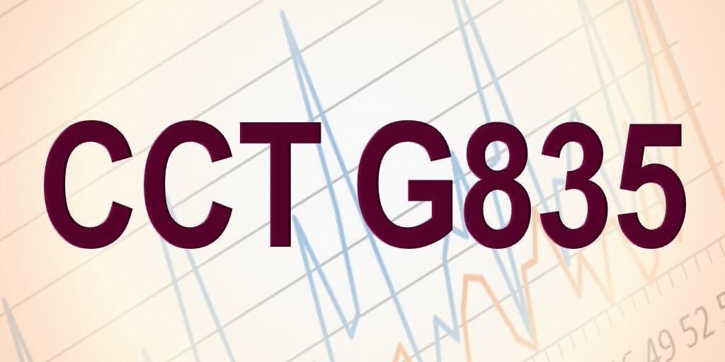 CCT G835