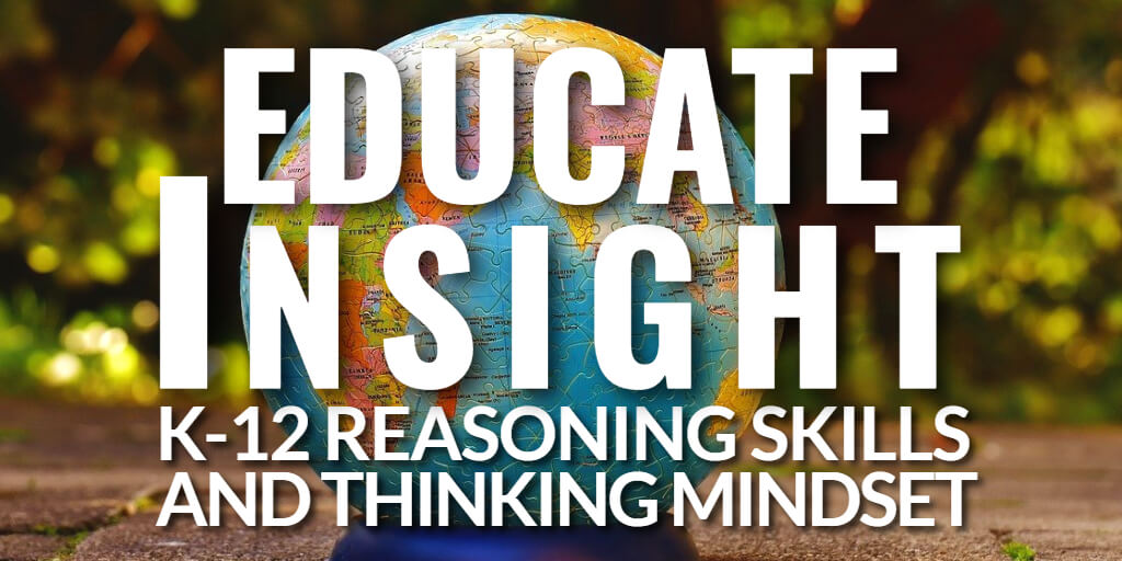 EDUCATE INSIGHT: Critical thinking assessment program for K-12