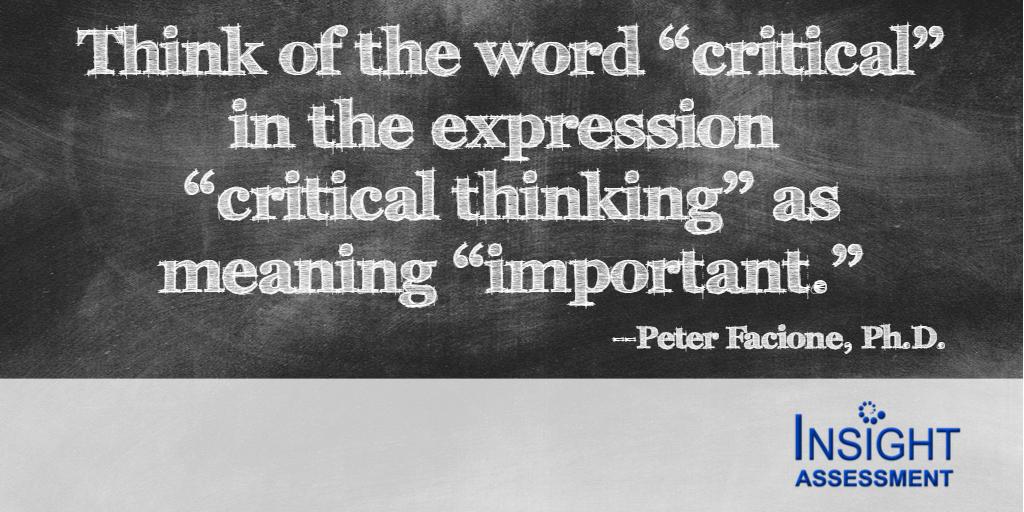 Chalkboard explainingwe should think of the word
