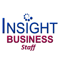 'NSIGHT Business Staff' words in blue and red - name of a product that assesses workplace problem-solving skills and work ethic