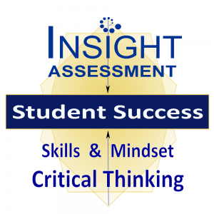 Student success depends on critical thinking skills & mindset - Insight Assessment
